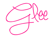 glee dating signature