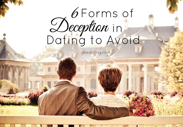 forms of deception in dating