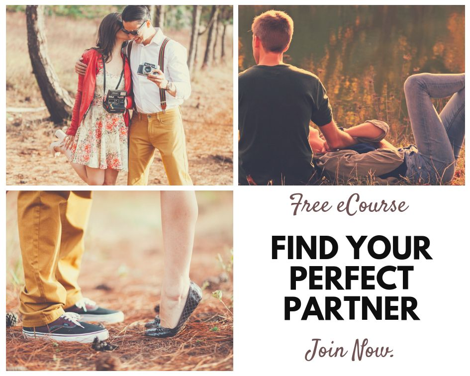 find your perfect partner free ecourse for women